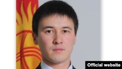 Айбек Калиев.