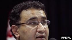 وحید الله شهرانی وزیر معادن افغانستان