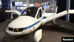 ترافوجیا ترنزیشن (Terrafugia Transition)، نخستین خودروی پرنده جهان