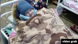 Пациентка ковид-госпиталя в Дальнегорске