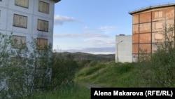Пустеющий Заозерск