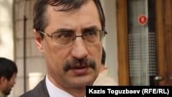 Правозащитник Евгений Жовтис. 26 марта 2013 года.