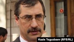 Евгений Жовтис, правозащитник.