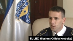 Kosovo -- Nehat Thaqi, the director of the Regional Police Headquarters in Mitrovica, 11April2013