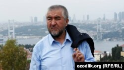 Нурулло Отаханов, Түркиядан еліне оралмақ болған өзбек жазушысы