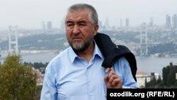 Yozuvchi Istanbulda ikki yil yashadi