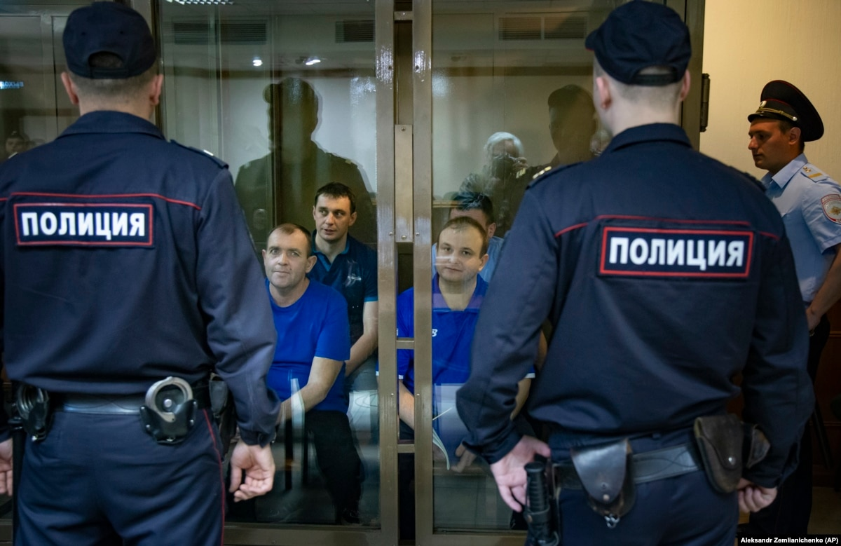 Ukrainian Official Says Agreement Reached On Prisoner Swap With Separatists
