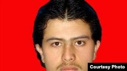 پرويز کامبخش، روز نامه نگار افغان که به اعدام محکوم شده است.