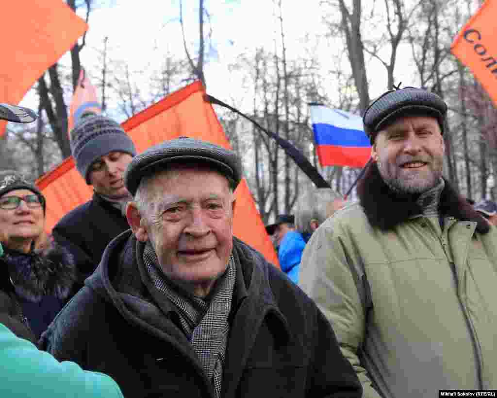 Академік Юрій Рижов та професор Федір Шелов-Коведяєв