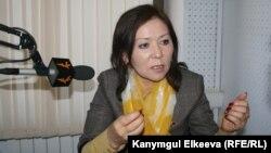 Жогорку Кеңештин депутаты Урмат Аманбаева
