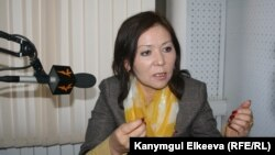 Урмат Аманбаева.