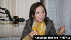 Депутат Урмат Аманбаева