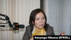 Депутат Урмат Аманбаева.