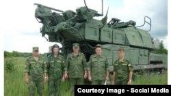 Ракетний комплекс «Бук» (фото з матеріалів розслідування Bellingcat)