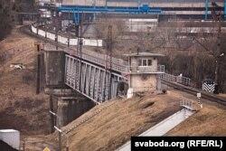 Чыгуначны мост у Горадні