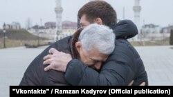 Шихсаидов Хизир а, Кадыров Рамзан а