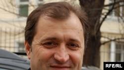 Vlad Filat, liderul PLDM