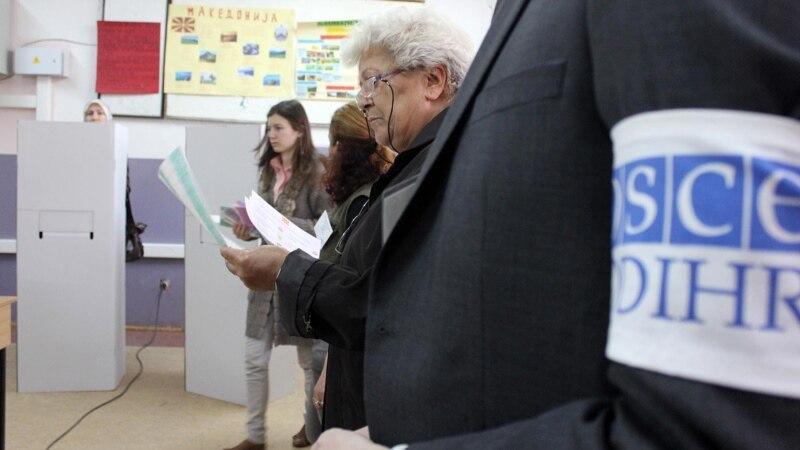 ОБСЕ ОДИХР ја започнаа набљудувачката мисија за локалните избори