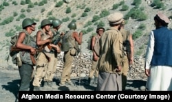 Радянські солдати у Афганістані