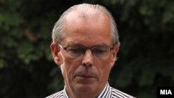 Посредникот во разговорите за излез од политичката криза Питер Ванхауте