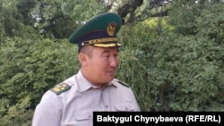 Уларбек Шаршеев.