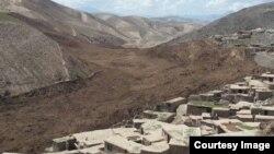 Таджикско-афганская граница, 2 мая 2014 года