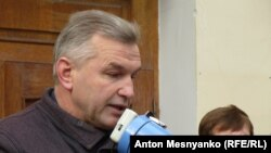 Общественный активист Юрий Скорик
