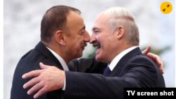 Əliyev-Lukashenko