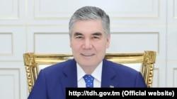 Президент Туркменистана Губангулы Бердымухамедов