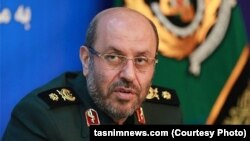 "Defense Minister Hossein Dehghan: ""We will confront them."""