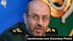 Министр обороны Ирана Хосейн Дехган.