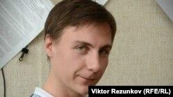На снимке: Александр Передрук