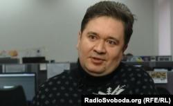 Спортивний оглядач Олексій Рижков