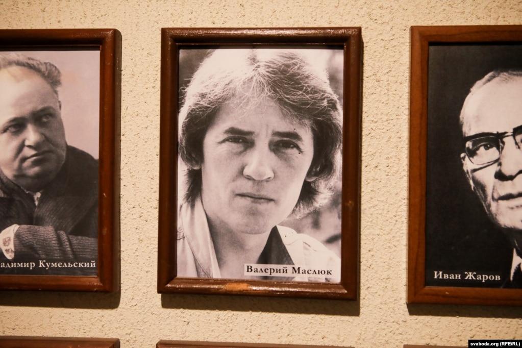 Партрэт рэжысэра Валерыя Масьлюка