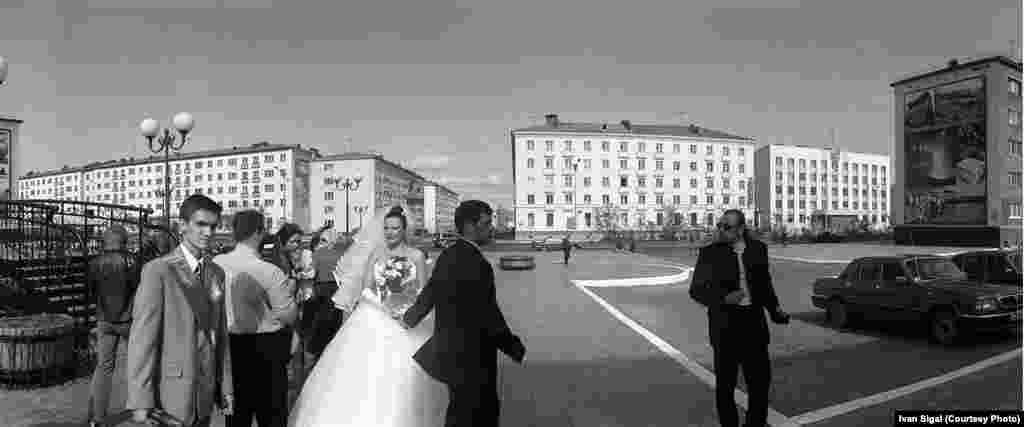 Norilsk, Russia (2003)