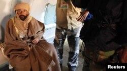 Арыштаваны Сейф аль-Іслям Кадафі