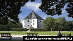 Павільйон «Hvězda» (Зірка), околиця Праги