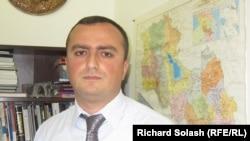 Robert Avetisyan, the self-described permanent U.S. representative of the Nagorno-Karabakh Republic