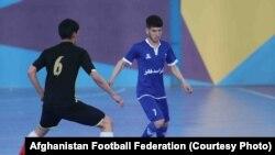 مسابقات فوتسال در کابل