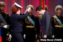 Инаугурация губернатора Калининградской области Антона Алиханова