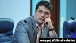 Владимир Нечаев, исполняющий обязанности ректора Севастопольского государственного университета
