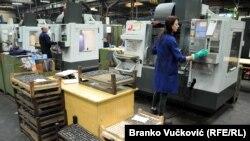 Radnici fabrike 'Zastava oružje' iz Kagujevca, fotoarhiv