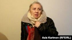 Ադրբեջան - Լեյլա Յունուսը բանտից ազատվելուց հետո, Բաքու, 9-ը դեկտեմբերի, 2015թ․