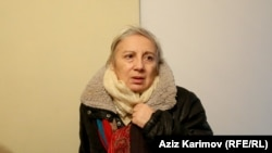 Azerbaijani activist Leyla Yunus was one of those who urged the European Parliament to adopt legislation similar to the U.S. Magnistsky Act. (file photo)