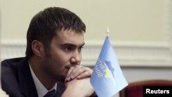 Віктар Януковіч-малодшы. Архіўнае фота
