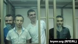 Четверо кримчан, обвинувачених у «справі «Хізб ут-Тахрір»