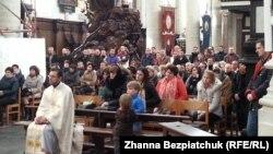 Вшанування Героїв Небесної сотні в Антверпені