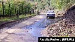 Astara rayonu, İran sərhədi