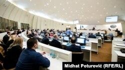 Iz Parlamentarne skupštine BiH, zasjedanje 16.januar 2020.