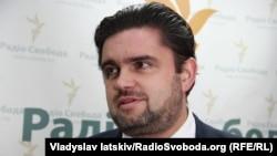Дарадца старшыні СБУ Маркіян Лубкіўскі.